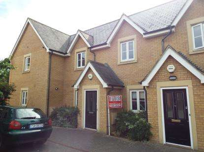 2 Bedrooms Maisonette Flat for sale in Doulton Close, Redhouse, Swindon, Wiltshire