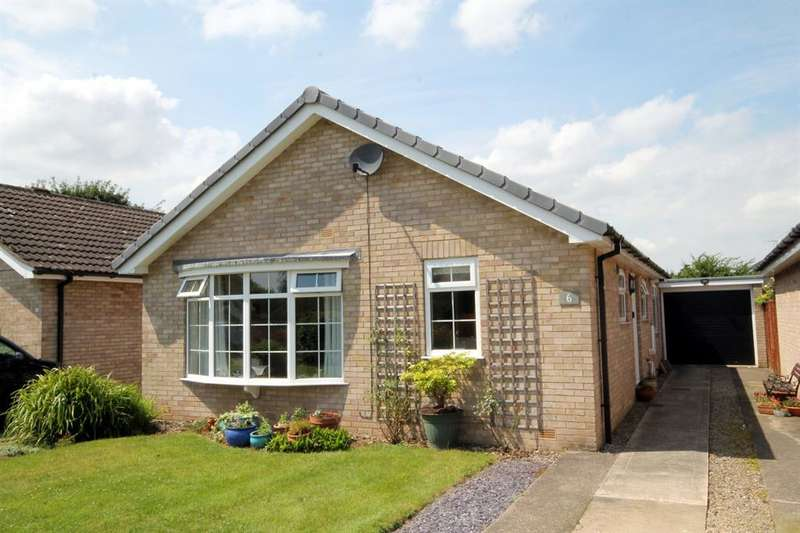 3 Bedrooms Detached Bungalow for sale in Undercroft, Dunnington, York, YO19 5RP