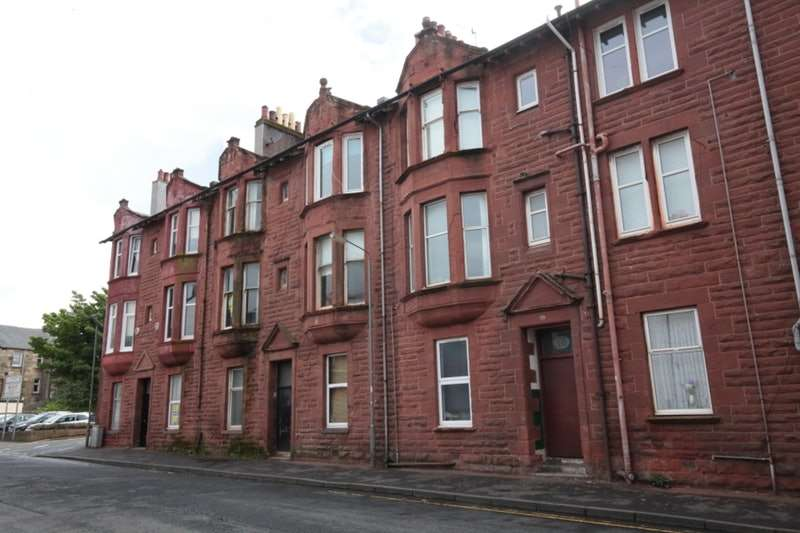 1 Bedroom Flat for sale in Gateside Street, Largs, Ayrshire, KA30