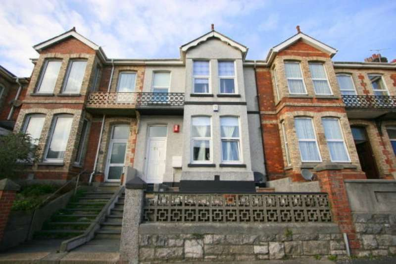 4 Bedrooms Property for sale in Beaumont Road, Plymouth, PL4