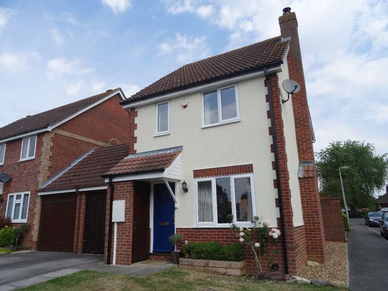 3 Bedrooms Detached House for sale in COURT CORNER, OLNEY