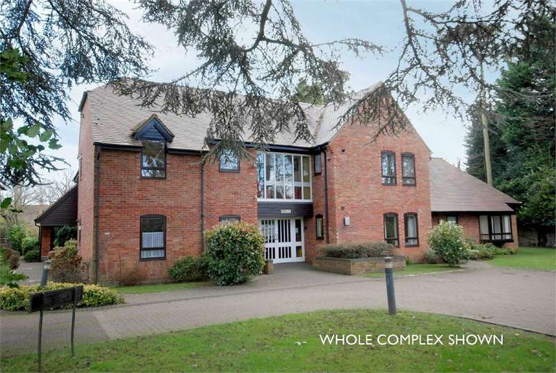 1 Bedroom Flat for sale in Sedlescombe Lodge, 243 Dunchurch Road, RUGBY, Warwickshire
