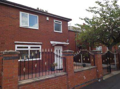 3 Bedrooms Semi Detached House for sale in Brynton Road, Manchester, Greater Manchester, Uk