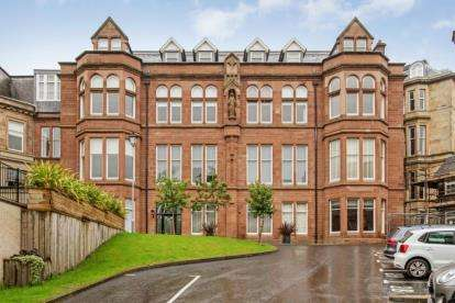 2 Bedrooms Flat for sale in Victoria Crescent Road, Dowanhill