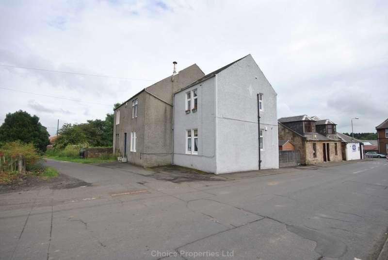 1 Bedroom Flat for sale in Grougar Road, Kilmarnock, KA3 6LA