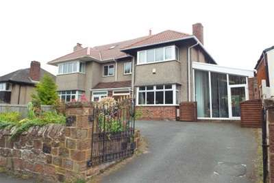 3 Bedrooms House for rent in Black Horse Hill, West Kirby
