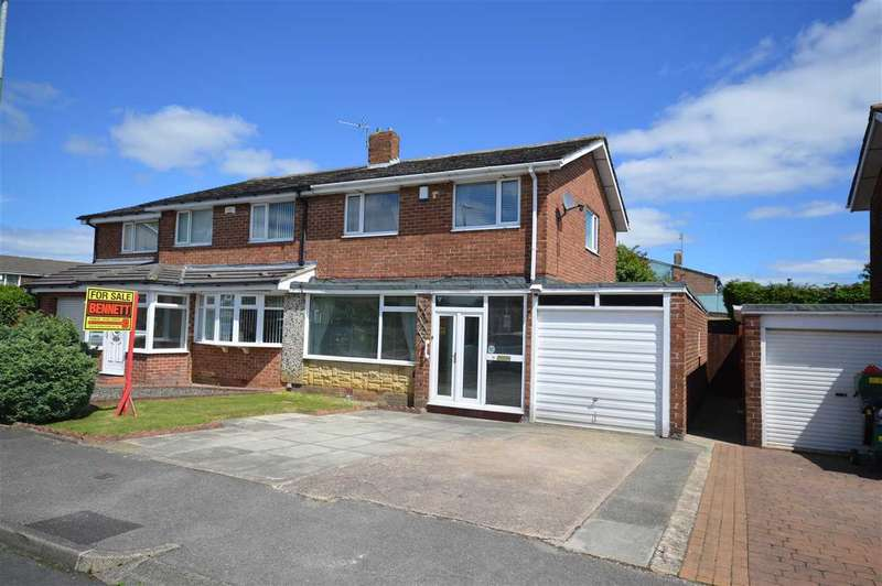 3 Bedrooms Semi Detached House for sale in Hilda Park, South Pelaw, Chester-le-Street