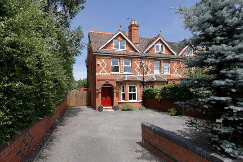 3 Bedrooms Terraced House for sale in Bath Road, Nr Maidenhead Thicket, Berkshire
