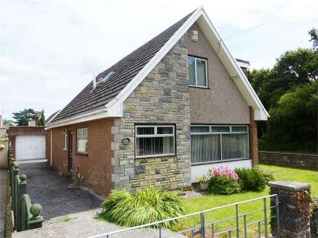 5 Bedrooms Detached Bungalow for sale in Coed Bach, Pencoed, Bridgend, Mid Glamorgan