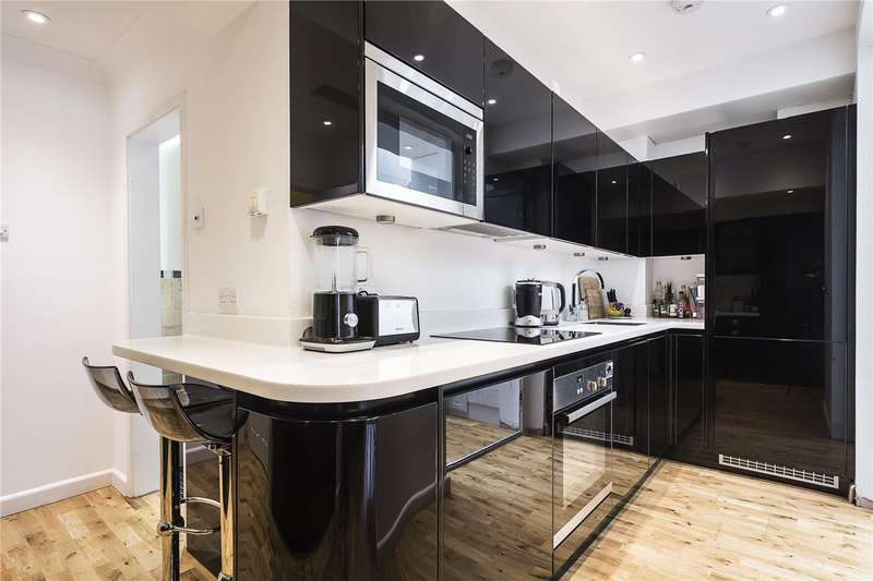 2 Bedrooms Flat for sale in Warwick Way, London, SW1V