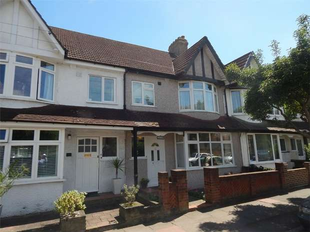 3 Bedrooms Terraced House for sale in Arrol Road, Beckenham, Kent