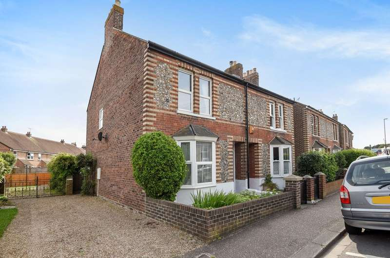 2 Bedrooms Flat for sale in Spitalfield Lane, Chichester, PO19