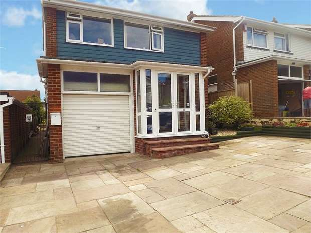 4 Bedrooms Detached House for sale in Windmill Road, Whitstable, Kent