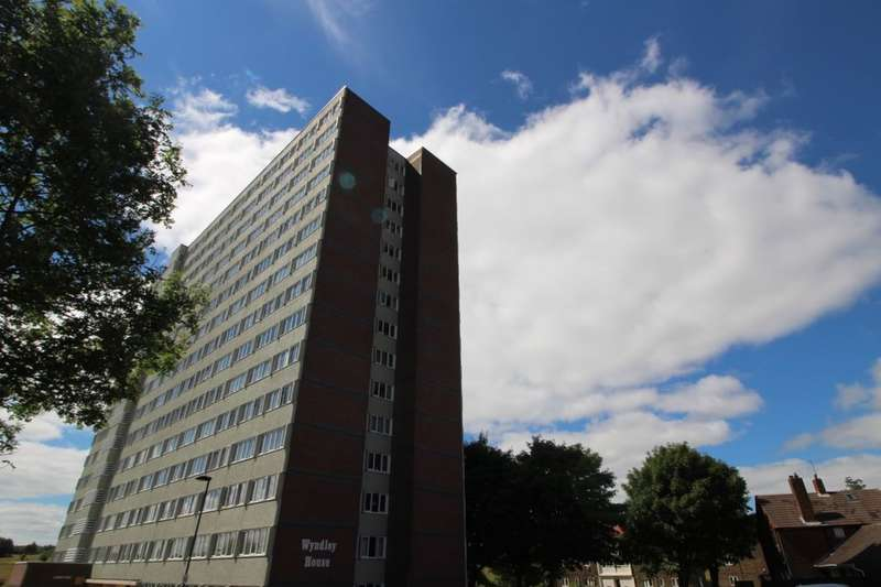 2 Bedrooms Flat for sale in Wyndham Avenue, Newcastle Upon Tyne, NE3