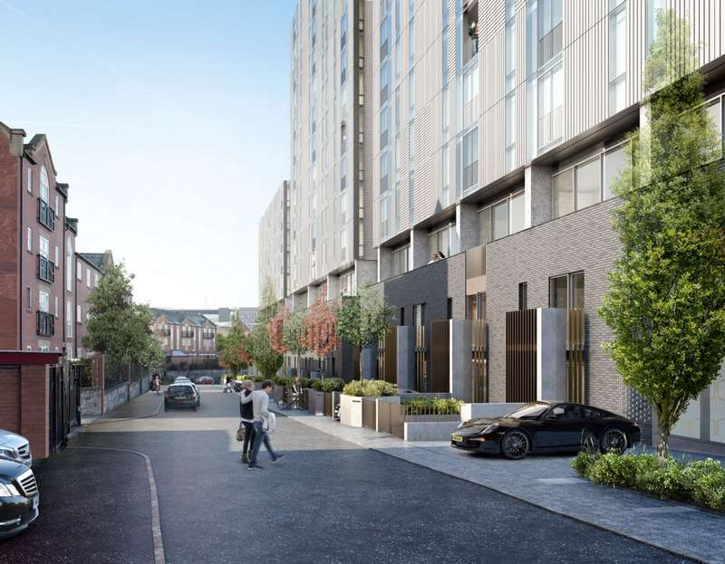 2 Bedrooms Apartment Flat for sale in Store Street, Manchester, M1