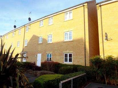 2 Bedrooms Flat for sale in Hargate Way, Hampton Hargate, Peterborough, Cambridgeshire