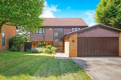 4 Bedrooms Detached House for sale in Glenavon Park, Bristol, .