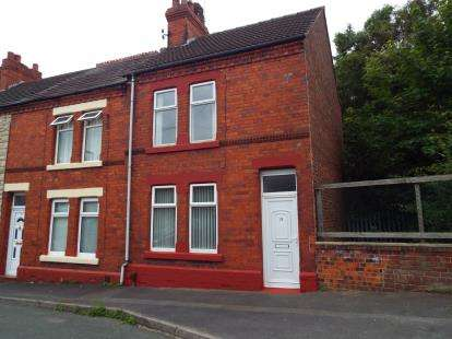 2 Bedrooms End Of Terrace House for sale in Windmill Street, Runcorn, Cheshire, WA7