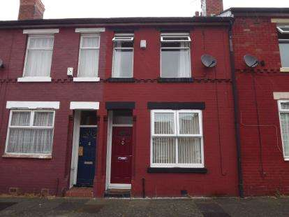 2 Bedrooms Terraced House for sale in Boscombe Street, Reddish, Stockport, Greater Manchester