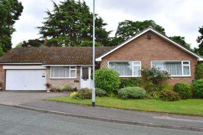 3 Bedrooms Bungalow for sale in Auchinleck Drive, Lichfield