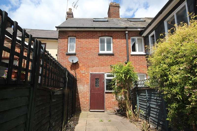 2 Bedrooms Terraced House for sale in New Street, Ringwood