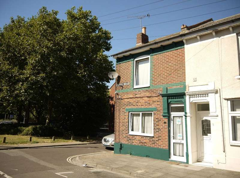 3 Bedrooms End Of Terrace House for sale in Bevis Road, North End, Portsmouth, Hampshire, PO2 8AS