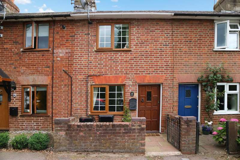 2 Bedrooms Terraced House for sale in Mount Pleasant, Aspley Guise