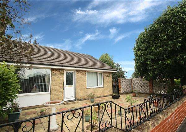 2 Bedrooms Bungalow for sale in Marton Avenue, Hemsworth
