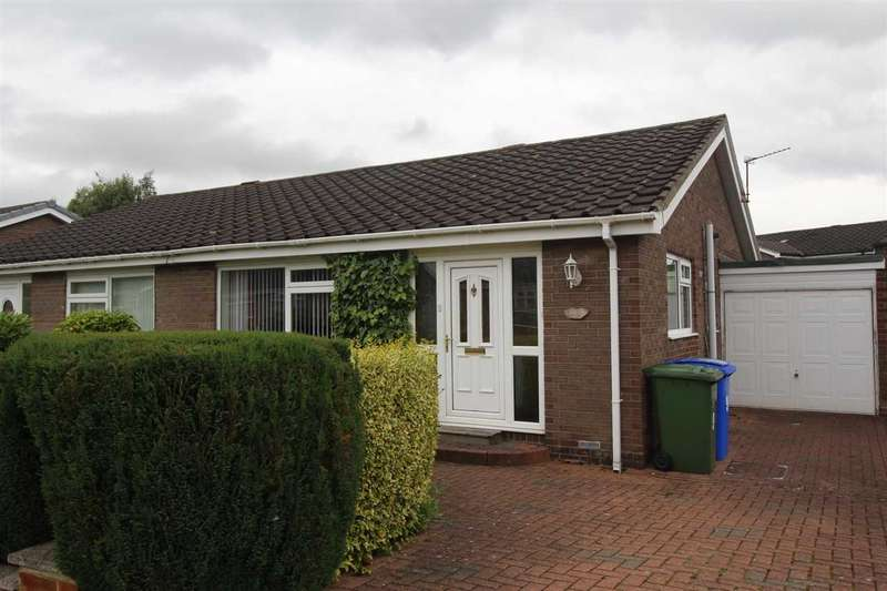 2 Bedrooms Bungalow for sale in Glencoe Avenue, Southfield Green, Cramlington