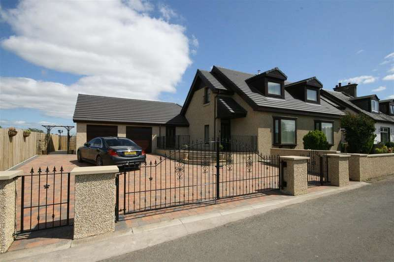 5 Bedrooms Detached House for sale in North Inches, Hamilton Road, Larbert