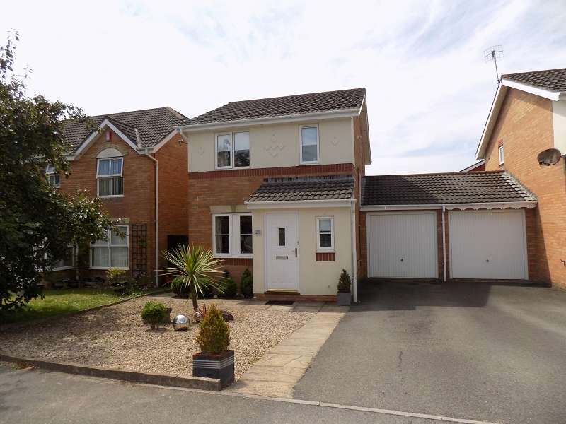 3 Bedrooms Detached House for sale in Ffordd Derwen , Margam Village, Port Talbot, Neath Port Talbot. SA13 2TX