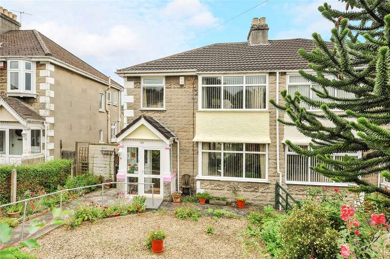 3 Bedrooms Semi Detached House for sale in Newbridge Road, Bath, BA1