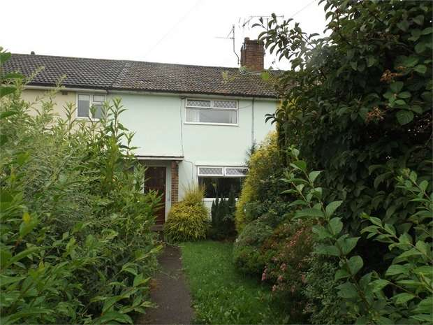 2 Bedrooms Terraced House for sale in Plas Isaf, Rhosymedre, Wrexham