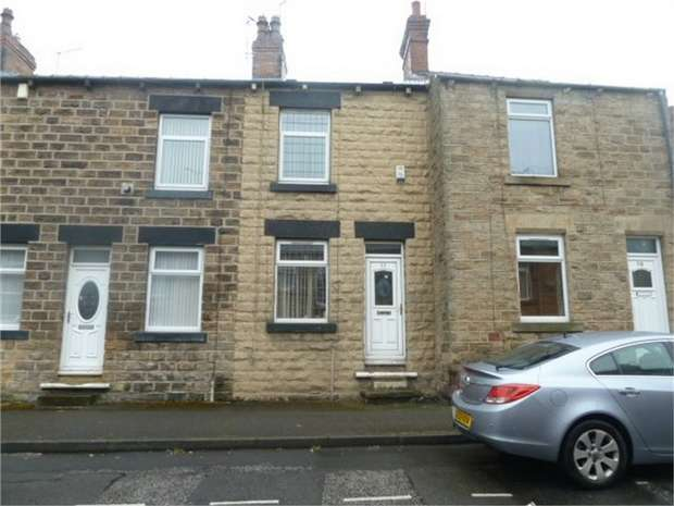 2 Bedrooms Terraced House for sale in Denton Street, Barnsley, South Yorkshire