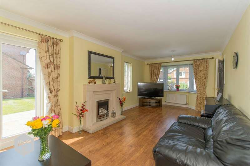 5 Bedrooms Detached House for sale in Cherwell Road, Westhoughton, Bolton, Lancashire