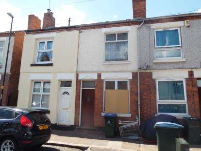 2 Bedrooms Terraced House for sale in Silverton Road, Coventry, West Midlands