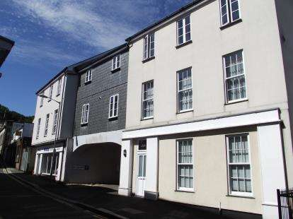 1 Bedroom Flat for sale in Crockwell Street, Bodmin, Cornwall