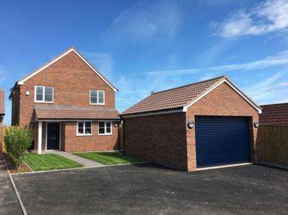 3 Bedrooms Detached House for sale in North Lane, Othery, Somerset