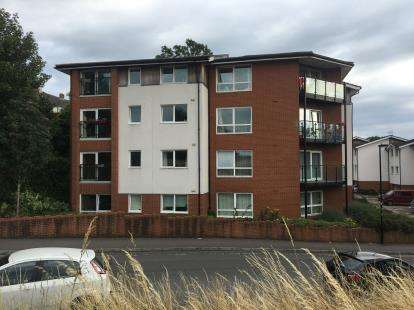 2 Bedrooms Flat for sale in Hill Street, Southampton, Hampshire