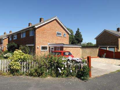 3 Bedrooms Semi Detached House for sale in Dibden Purlieu, Southampton, Hampshire