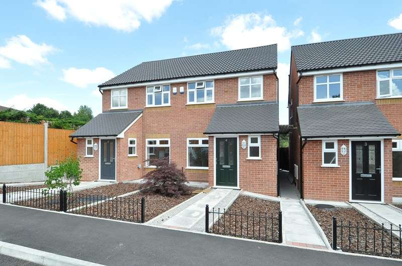 2 Bedrooms Semi Detached House for sale in Lantern Close, Selly Park, Birmingham