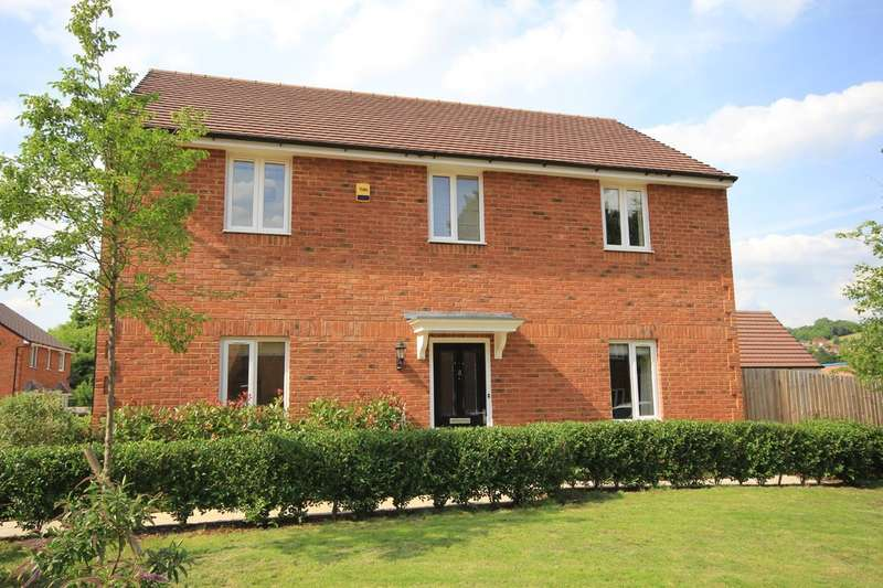 4 Bedrooms Detached House for sale in Sands | High Wycombe