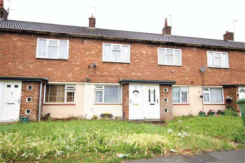 2 Bedrooms Ground Maisonette Flat for sale in Bennetts End, Hemel Hempstead