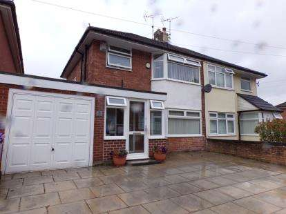 3 Bedrooms Semi Detached House for sale in South Station Road, Liverpool, Merseyside, L25