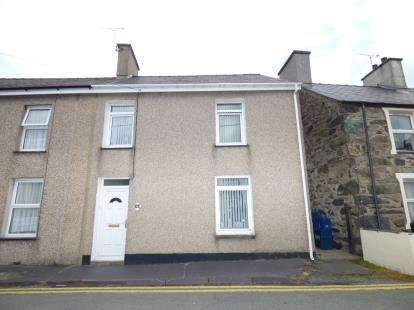 3 Bedrooms End Of Terrace House for sale in Carneddi Road, Carneddi, Bethesda, Bangor, LL57