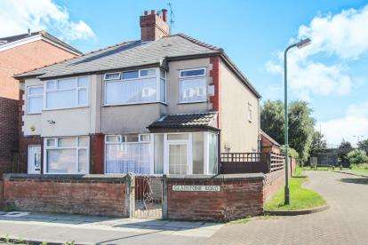 3 Bedrooms Semi Detached House for sale in Gladstone Road, Litherland, Liverpool, Merseyside, L21