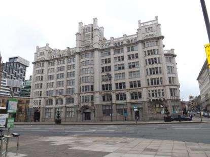 1 Bedroom Flat for sale in Tower Building, 22 Water Street, Liverpool, Merseyside, L3