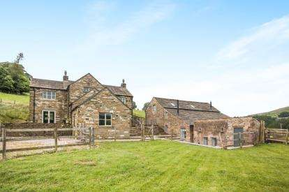 7 Bedrooms Barn Conversion Character Property for sale in Wincle, Macclesfield, Cheshire