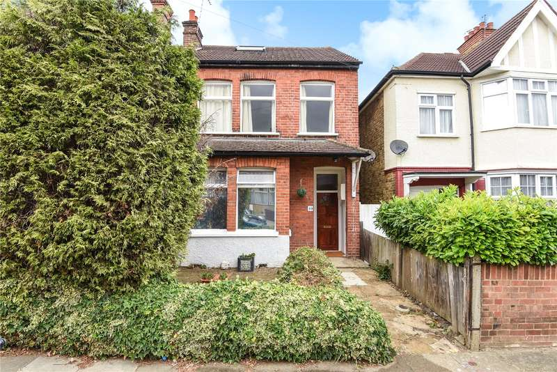 2 Bedrooms Maisonette Flat for sale in Hide Road, Harrow, Middlesex, HA1