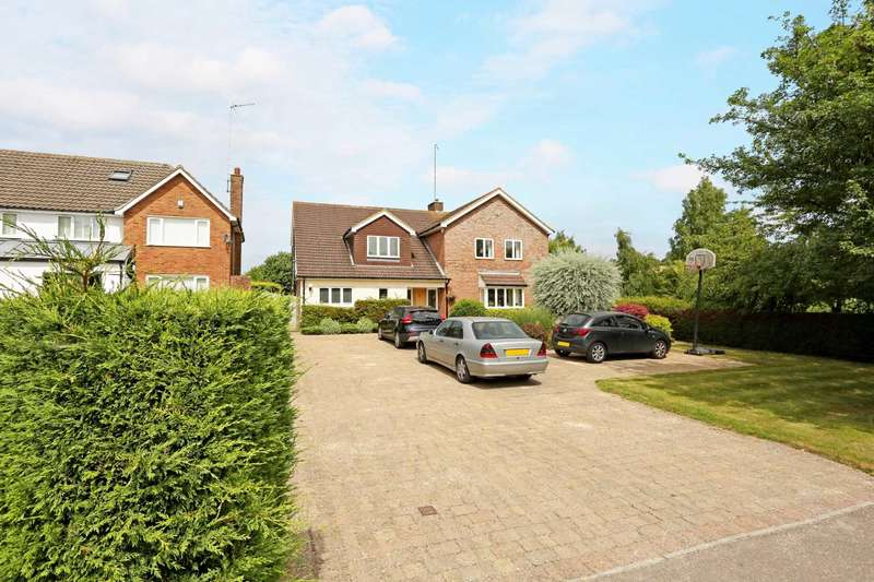 6 Bedrooms Detached House for sale in Castle Hill, Berkhamsted
